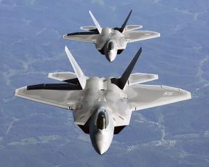 F-22s