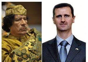 Gaddafi-Assad