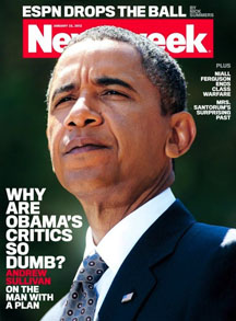 Why does Newsweek suck?