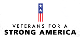 Veterans for a Strong America logo